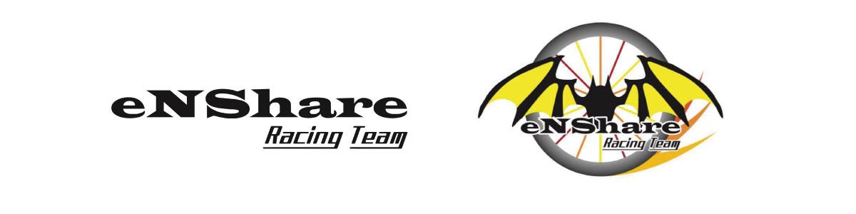 プロスポーツチームeNshareロゴ